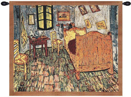 Van Goghs The Bedroom Tapestry Wall Art Hanging - $82.85+
