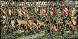 Verdure with Reindeer European Wall Hangings - $1,267.85