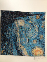 Van Gogh's Starry Night I European Cushion Cover - $60.85