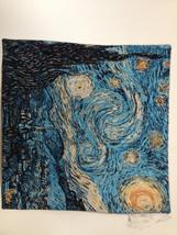 Van Gogh's Starry Night I European Cushion Cover - $59.85