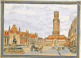 Views of Bruges I European Wall Hangings - $66.85+