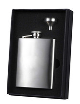 Visol Barbados Stainless Steel Flask and Funnel Gift Set - €22,26 EUR