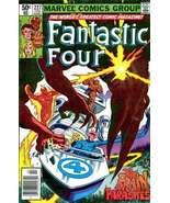 Fantastic Four (1961 series) #227 Vintage Marvel Comics - The Brain Para... - $5.00