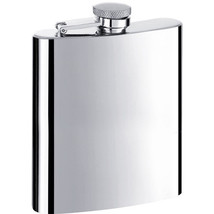 Visol Ray Stainless Steel Hip Flask - 8 oz - $21.85
