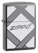 Zippo Crossing Black Ice Lighter - $35.85