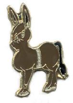 12 Pins - DONKEY , mule hat tac lapel pin #1833 - $8.00