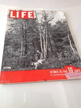 LIFE MAGAZINE OCTOBER 29, 1945 WEIGHTLIFTING ATOMIC SCIENTISTS - $13.98