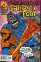 Domination Factor: Fantastic Four (1999 series)... - $3.00