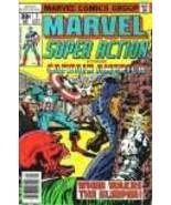 Marvel Super Action - Captain America (1976 series) #2 Vintage Marvel Co... - $4.00
