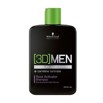 [3D] Mension by Schwarzkopf Root Activator Shampoo 250ml image 3