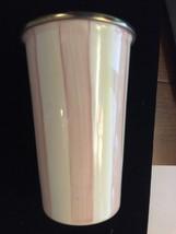 Mackenzie Child Pink & White Stripe Bathing Hut... - $75.00
