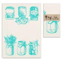 Canning Jars Tea Towel, Pillow Base - Set of 4 - $31.99