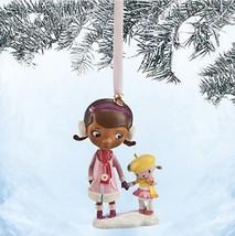 Disney Store DOC MCSTUFFINS & LAMBIE Christmas ... - $17.88