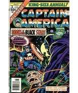 Captain America (1968 series Annual) #3 Vintage Marvel Comics - $6.00