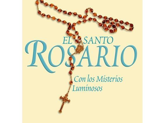 El santo rosario con los misterios luminosos