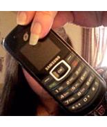 Samsung Prepaid Cell Phone  - $3.50