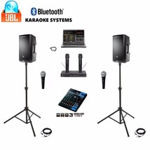 JBL Karaoke Complete Karaoke System Professional Computer Karaoke Digita... - $2,067.93