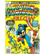 Captain America (1968 series) #218 Vintage Marvel Comics - Day in Newfou... - $6.00