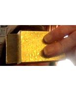 Tiny Gold Gift Box - $0.00