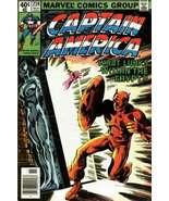Captain America (1968 series) #239 Vintage Marvel Comics - Mind-Stains - $4.00