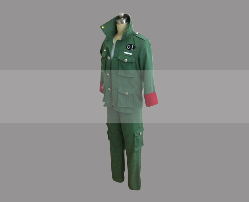 Reborn! Arcobaleno Colonnello Koronero Cosplay Costume Buy