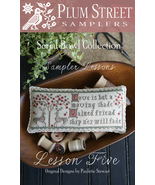 CLEARANCE Sampler Lessons 5 Serial Bowl Kit LIMITED EDITION Plum Street  - $15.00