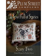 CLEARANCE Scary Two LIMITED EDITION KIT Plum Street Samplers  - $15.40