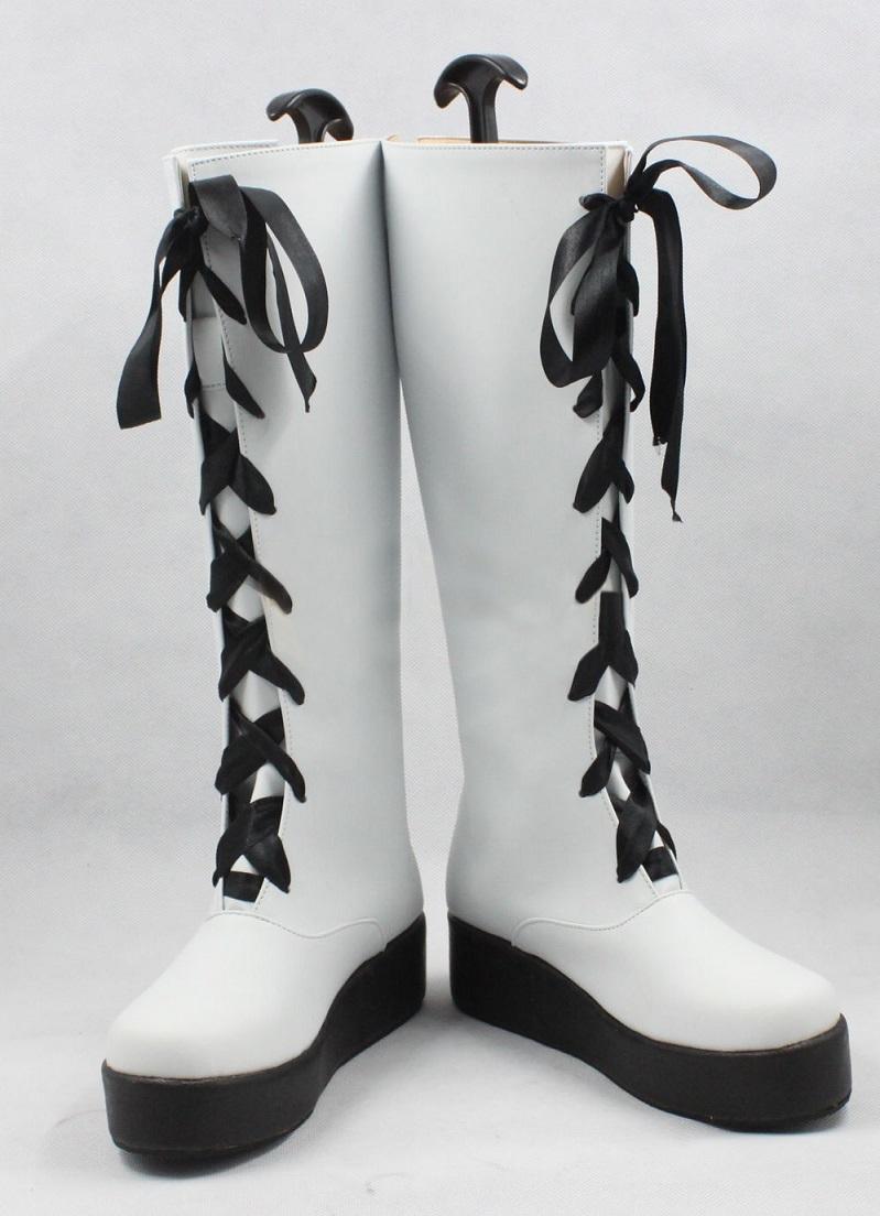 Katekyo hitman reborn  belphegor cosplay boots for sale