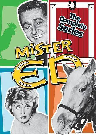 Mister Ed: The Complete Series (DVD, 2014 22-Disc Set) Classic TV Show  Mr Ed
