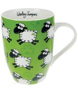 CLEARANCE Wooley Jumper Sheep Porcelain Ceramic... - $7.00