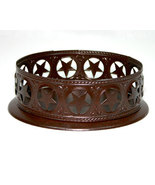 Texas Star Metal Candle Plate - $18.99