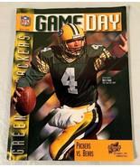 1997 Green Bay Packers Vs. Bears Gameday NFL Program Magazine Bret Favre... - $12.86
