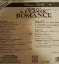 Classic Gold: A Classic Romance, Vol. 2 Cd image 2
