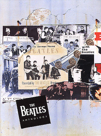 The Beatles Anthology (DVD, 2003, 5-Disc Box Set) New