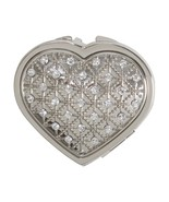 Personalized Engraved Heart Compact Mirror with... - $19.99