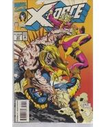 X-Force #37 Vol. 1 August 1994 [Comic] by Fabian Nicieza; Paul Pelletier - $6.99