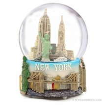 NYC Musical Snow Globe Souvenir - $28.21