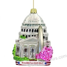Washington DC Christmas Ornament - $17.41