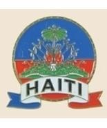 12 Pins - HAITI EMBLEM , flag hat lapel pin sp054 - $12.00