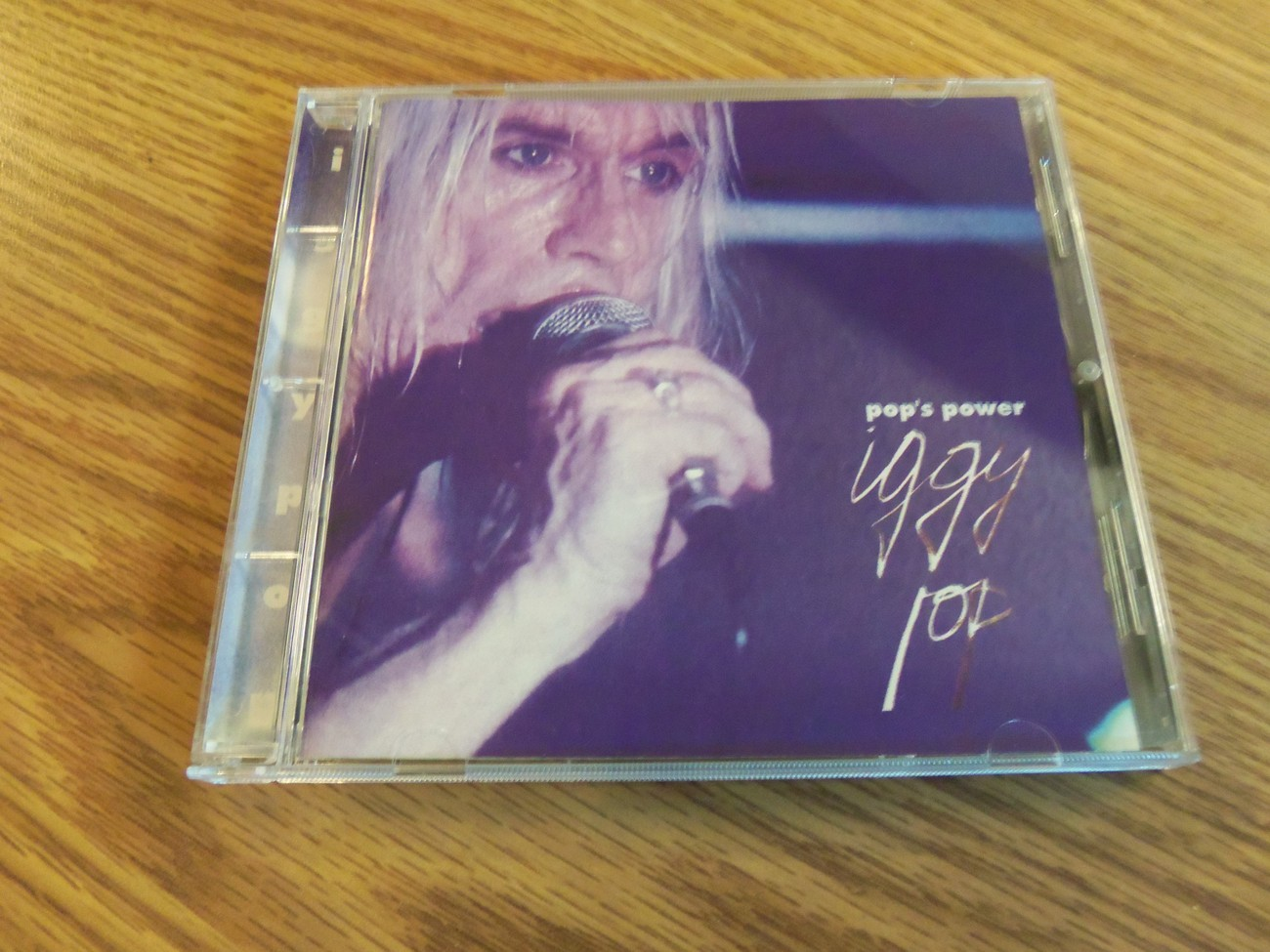 Iggy Pop Pops Power Loreley Festival Germany Live 1996 The Stooges Detroit
