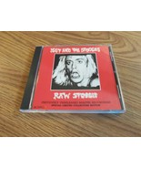 Iggy and The Stooges Raw Stooges Archivo 1991 Cd Detroit Iggy Pop - $14.99