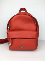 Coach MINI campus backpack in pebble leather 37... - $179.00