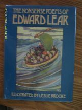 The Nonsense Poems of Edward Lear Lear, Edward and Brooke, Leslie - $11.87