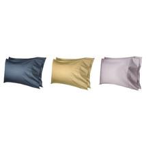 NEW Fieldcrest Luxury Soft 600 Thread Count 100% Egyption Cotton 2 Pillo... - $34.99+