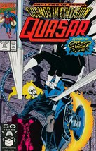 Quasar #23 (vol. 1) [Comic] [Jan 01, 1991] Mark... - $2.01