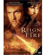 Reign Of Fire [DVD] [2002] - $2.95