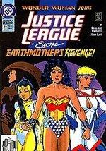 Justice League Europe #42 Earthmother's Revenge... - $1.95