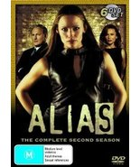 Alias - Complete Season 2 (6 Disc Box Set) [DVD] - $16.00