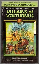 Villains of Volturnus (Endless Quest, No 8) [Jan 01, 1983] Blashfield, J... - $1.95