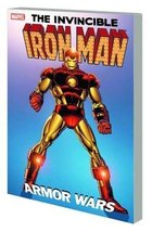 Iron Man Armor Wars TP [Comic] [Jan 01, 2011] Written by DAVID MICHELINI... - $6.99
